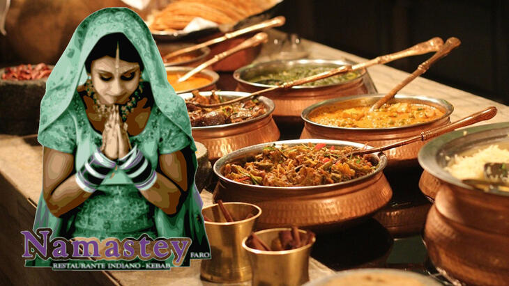 Namastey indian restaurant in Faro is now open to the public!